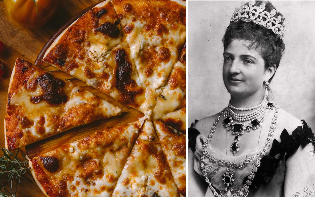 pizza, Queen, Italy, delivery, fun