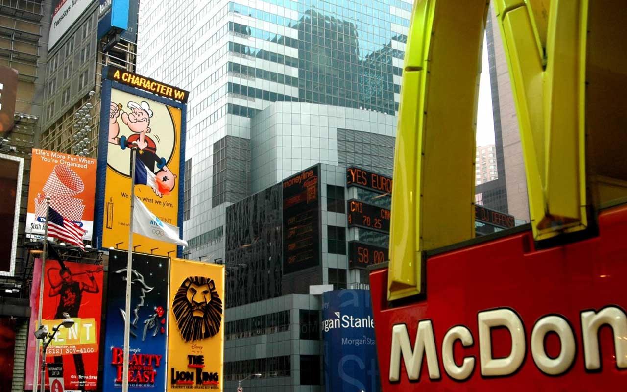 McDonald's, toys, fun, food, facts