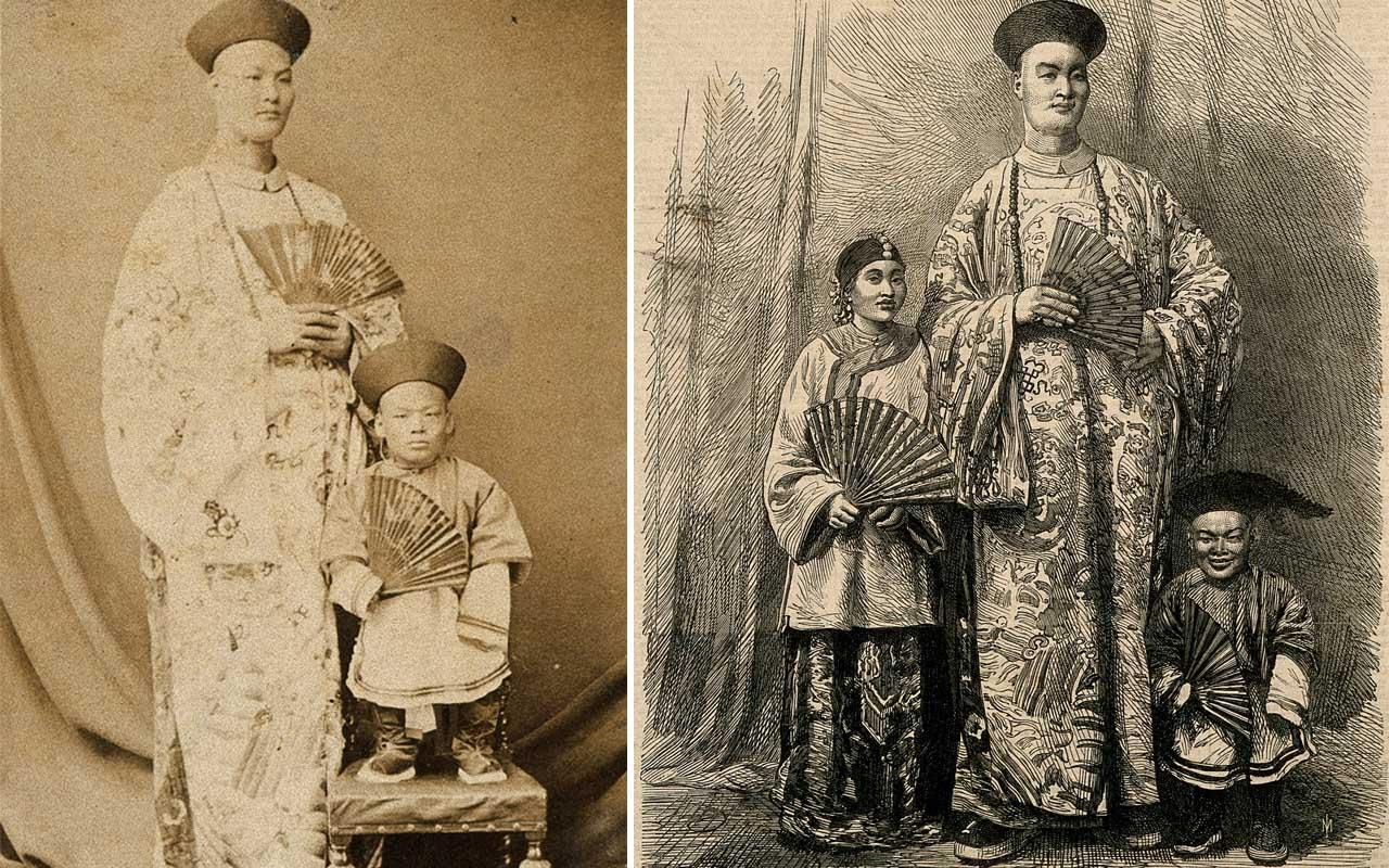 Chang Yu Sing, tallest man, giants