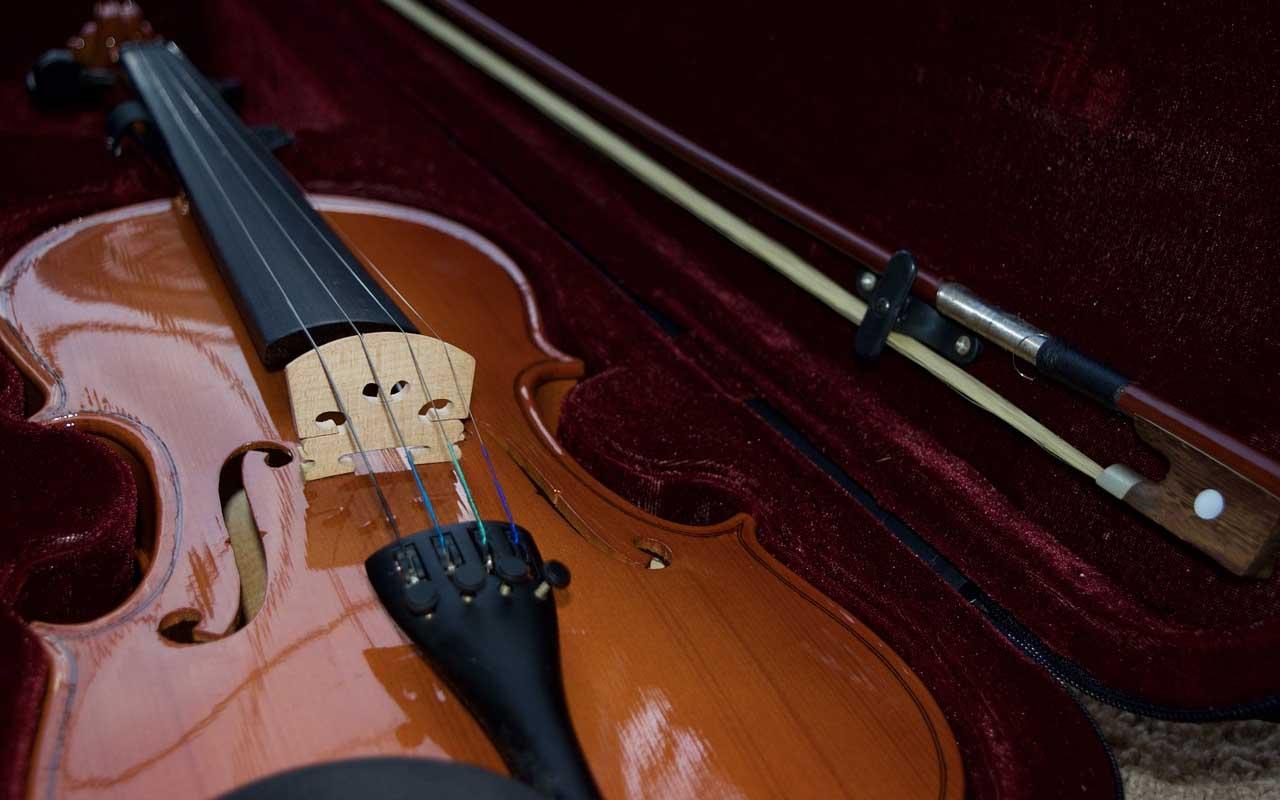 violin, Salt Lake City, Utah