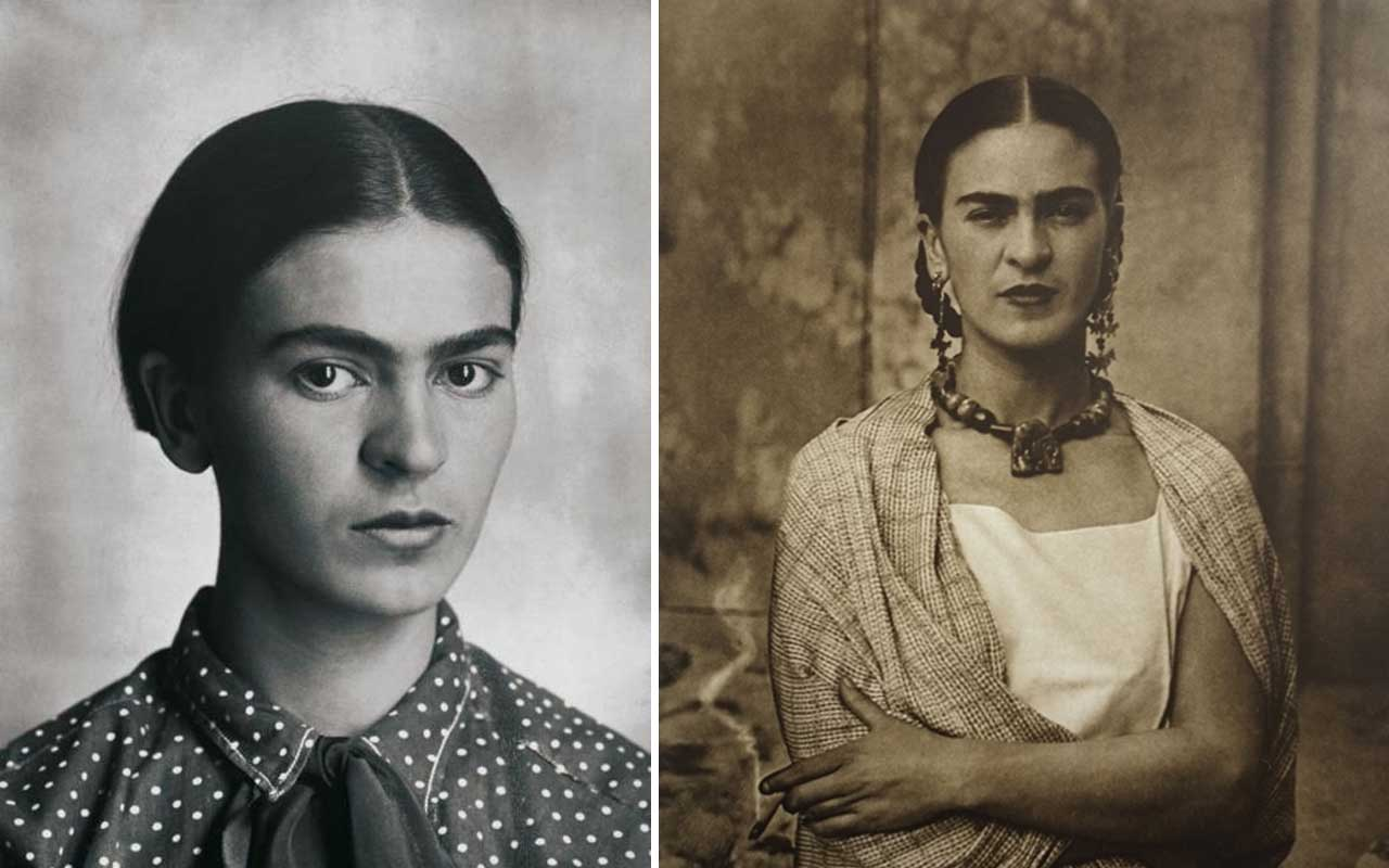 Frida Kahlo, unibrow, beauty, accessories