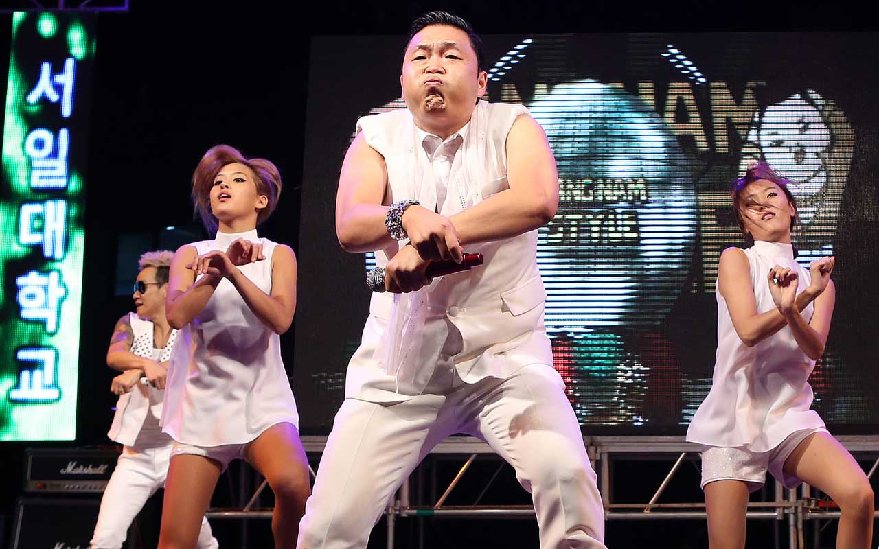 PSY, Gangnam Style, facts, life