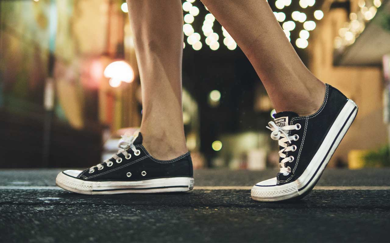 Converse, All Stars, shoes, trick, facts, purpose
