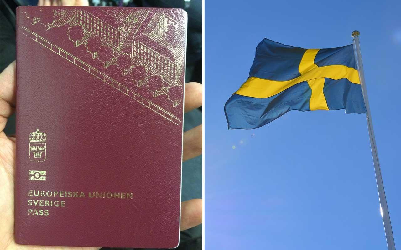 Sweden, passport, travel, facts, world