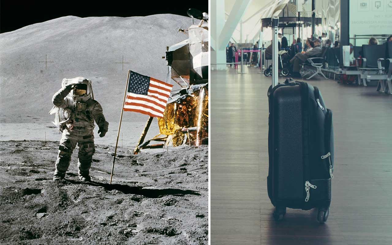 NASA, moon, landing, facts, life, wheels