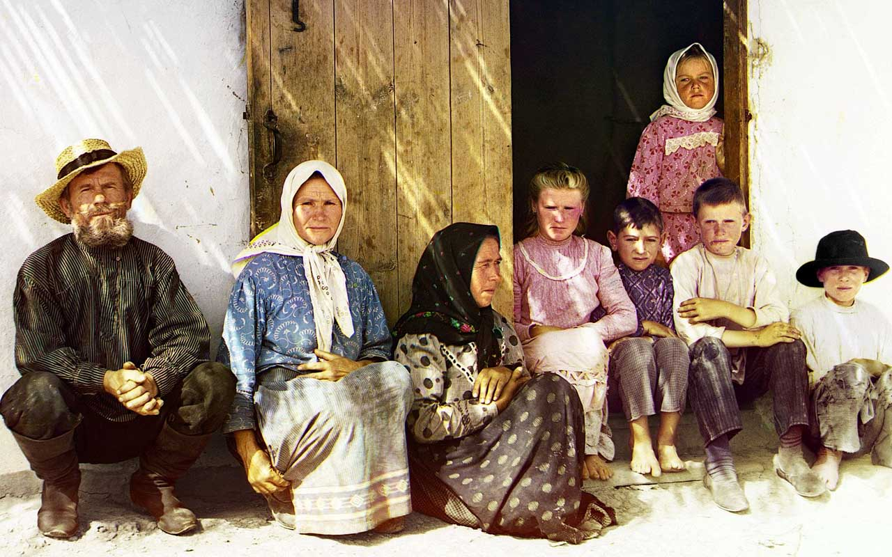 Russian, settlers, women, woman, facts