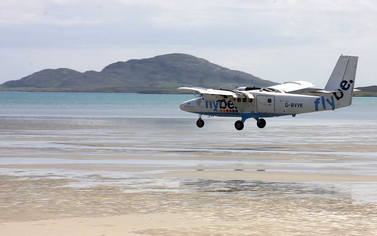 Barra airport, people, life, travel, adventure, facts