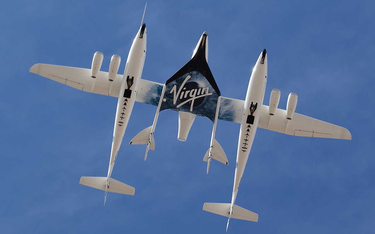 suborbital plance, Virgin airlines, science, facts, people