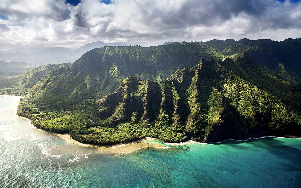 The Big Island, Hawaii, travel, facts, life, people, beaches, USA