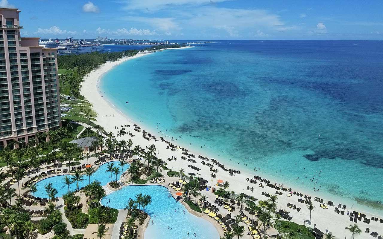 Paradise Island, Bahamas, travel, beaches, life, tourism