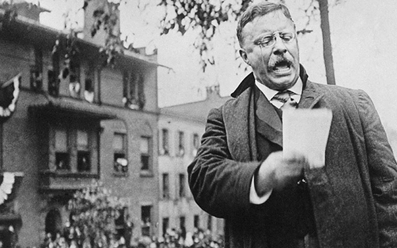 Teddy Roosevelt, speech, facts, life, people, weird, cool facts