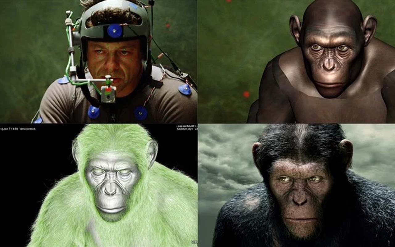 Rise of the Planet of the Apes, special effects, movies, facts, CGI