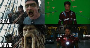 special effects, Hollywood, movies, facts, animation