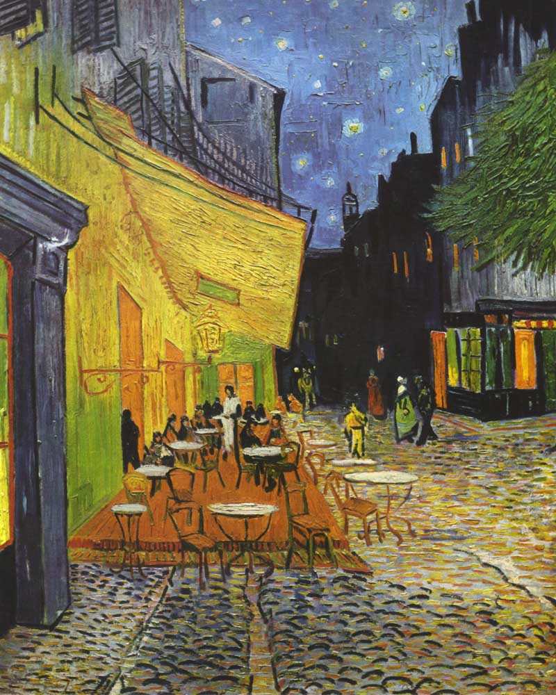 Vincent Van Gogh, painting, life, history, facts, people