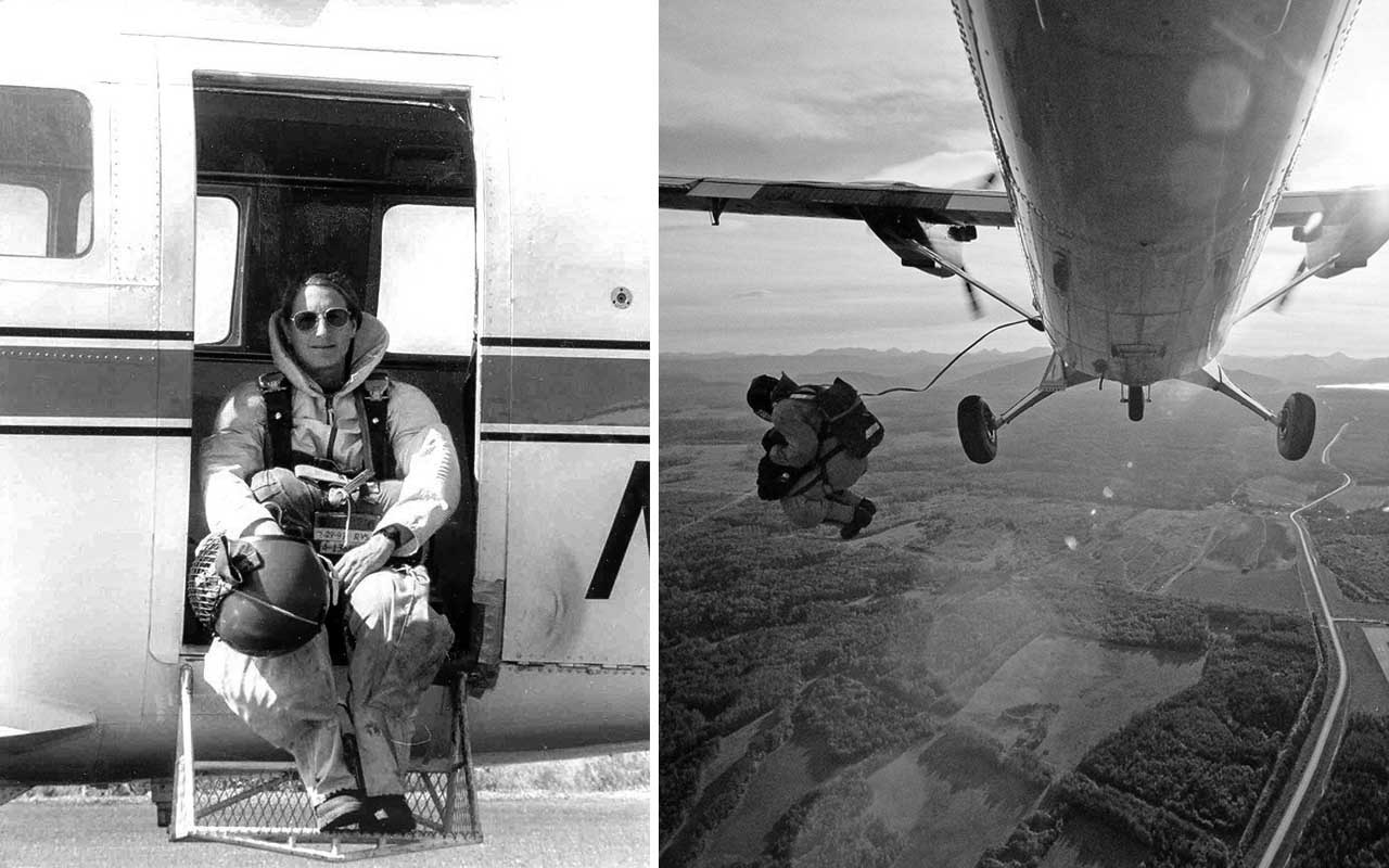 Deanne Shulman, smokejumper, flying, firefighter, facts