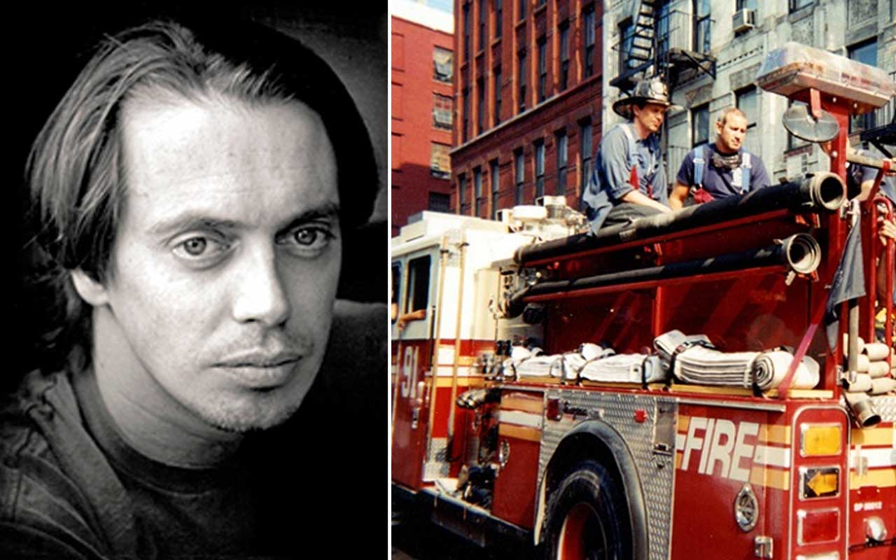Steve Buscemi, firefighters, facts, life, people, NYPD
