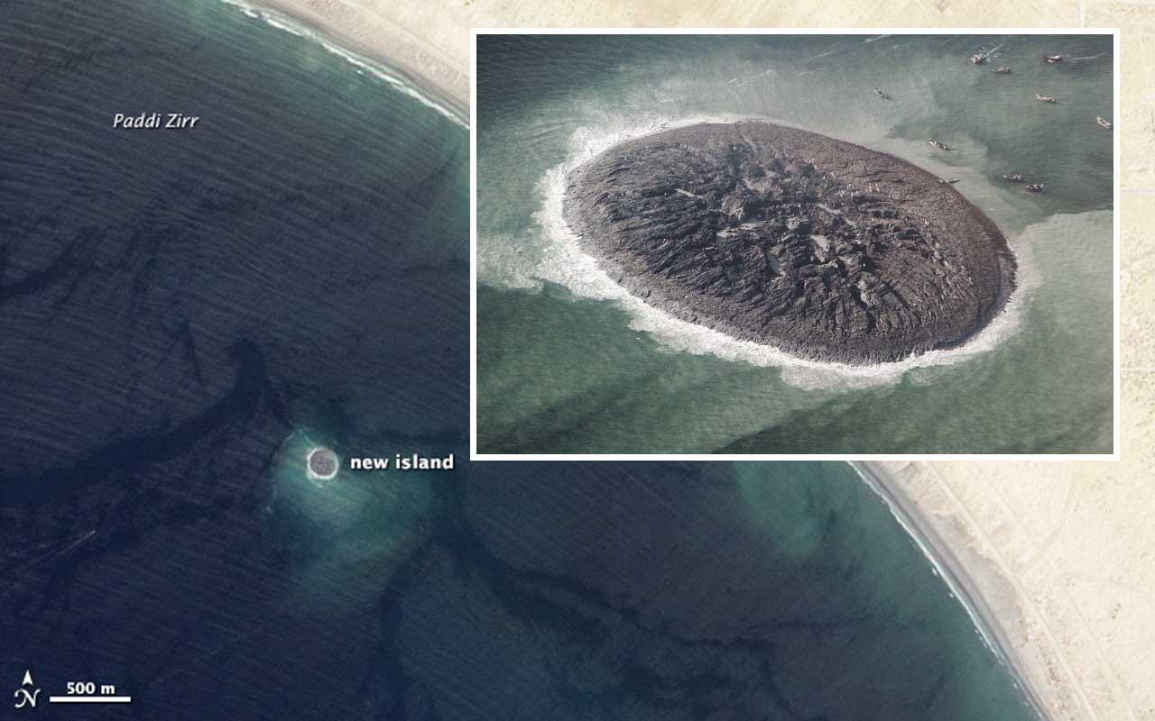 Earthquake Island, Pakistan, islands, life, people, science