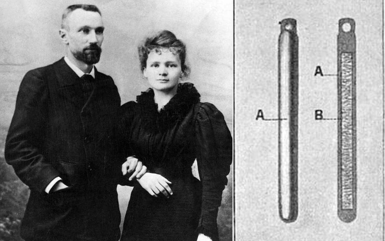 Pierre Curie, Marie, radium, life, people, facts, history