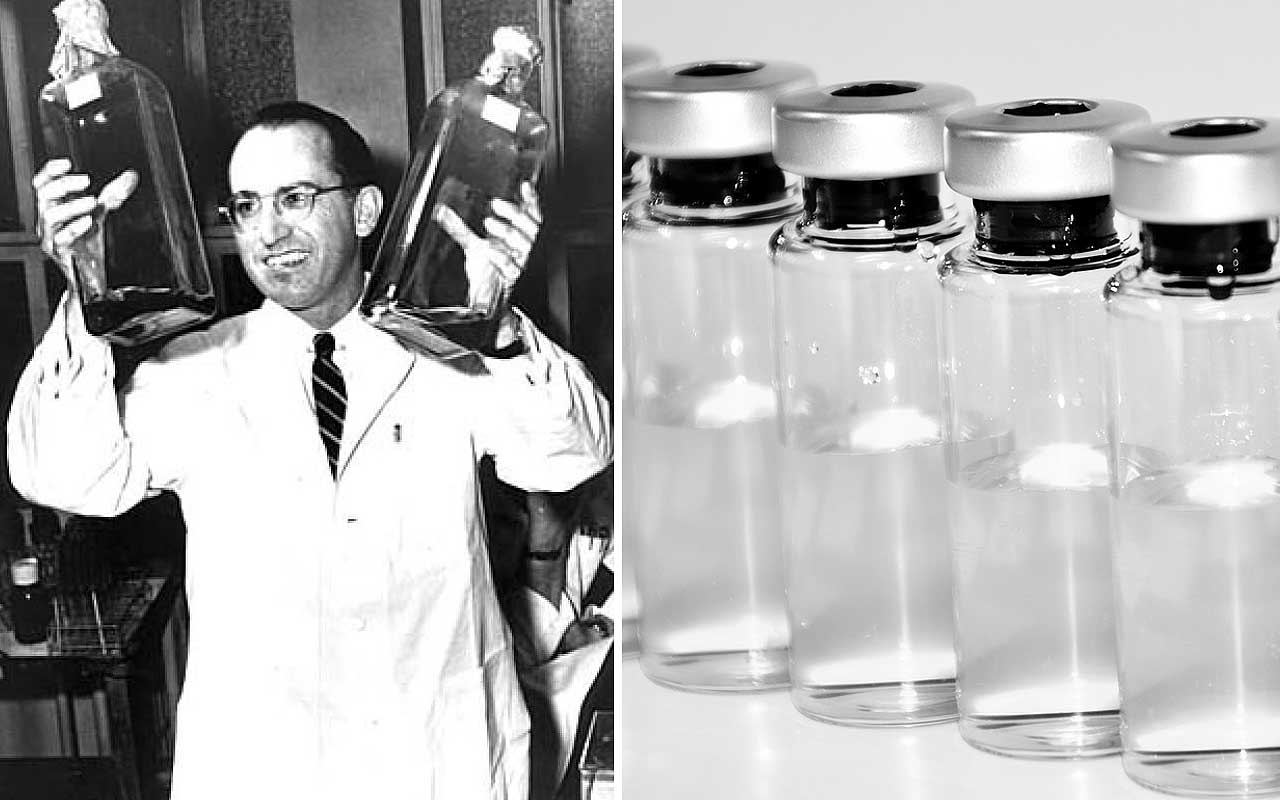 Jonas Salk, scientists, facts, doctor, life, people, weird, history