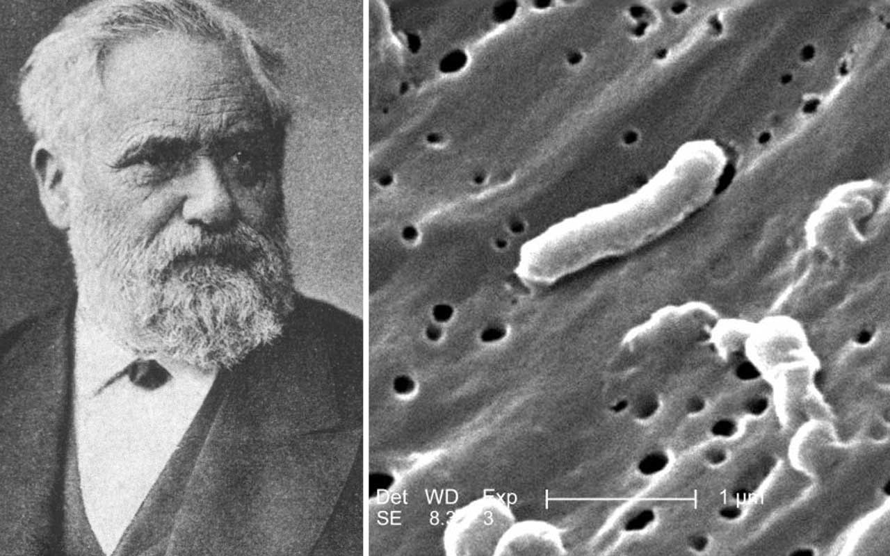 Max Joseph von Pettenkofer, cholera, bacteria, life, people, facts, scientists