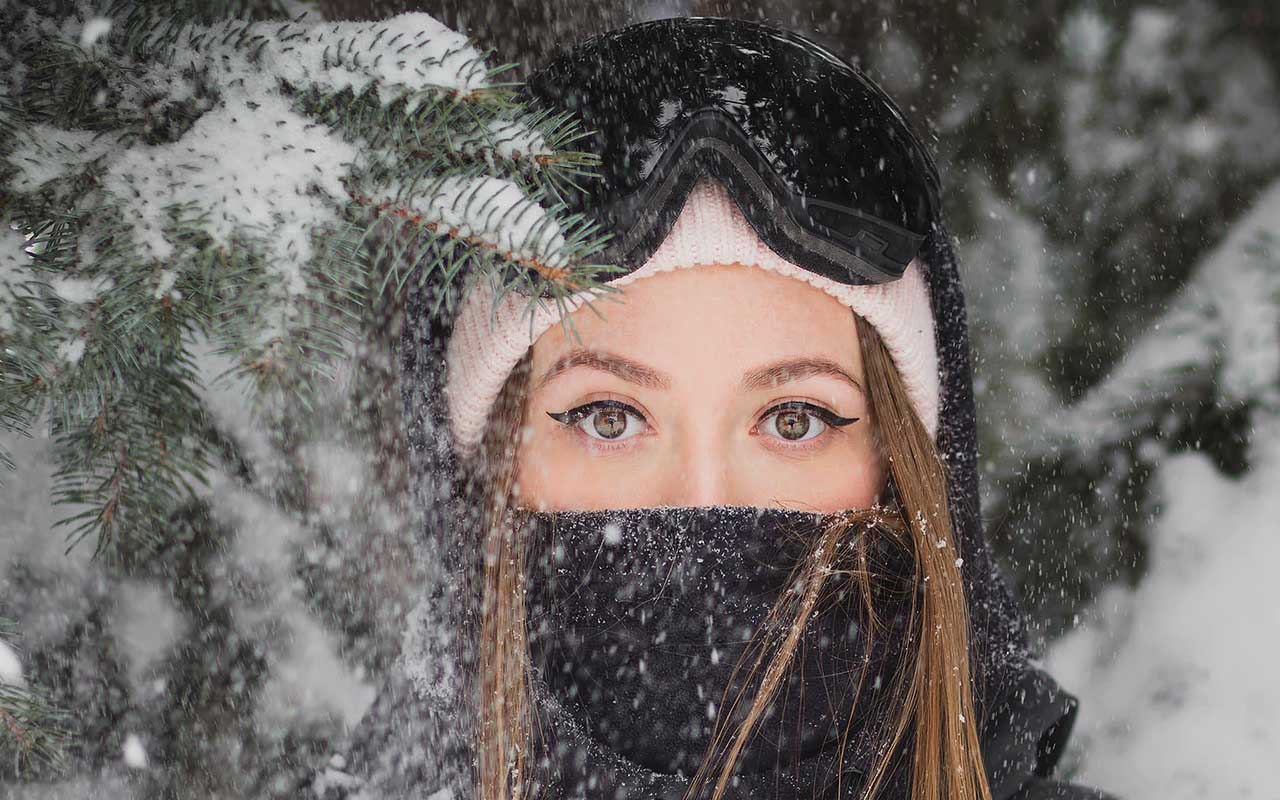 snow, eyes, cold, winter, interesting, facts, life