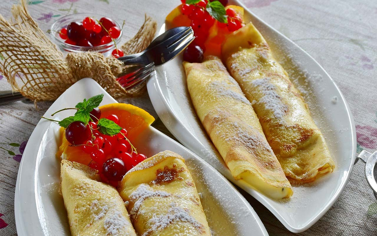 Crêpes Suzette, food, facts, life, people, weird, history