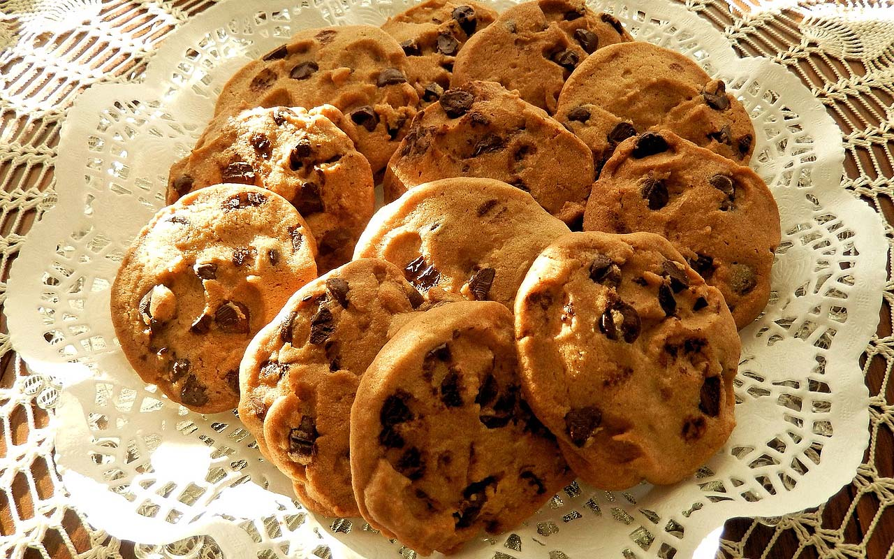 Chocolate Chip Cookies, food, mistake, facts, life, history