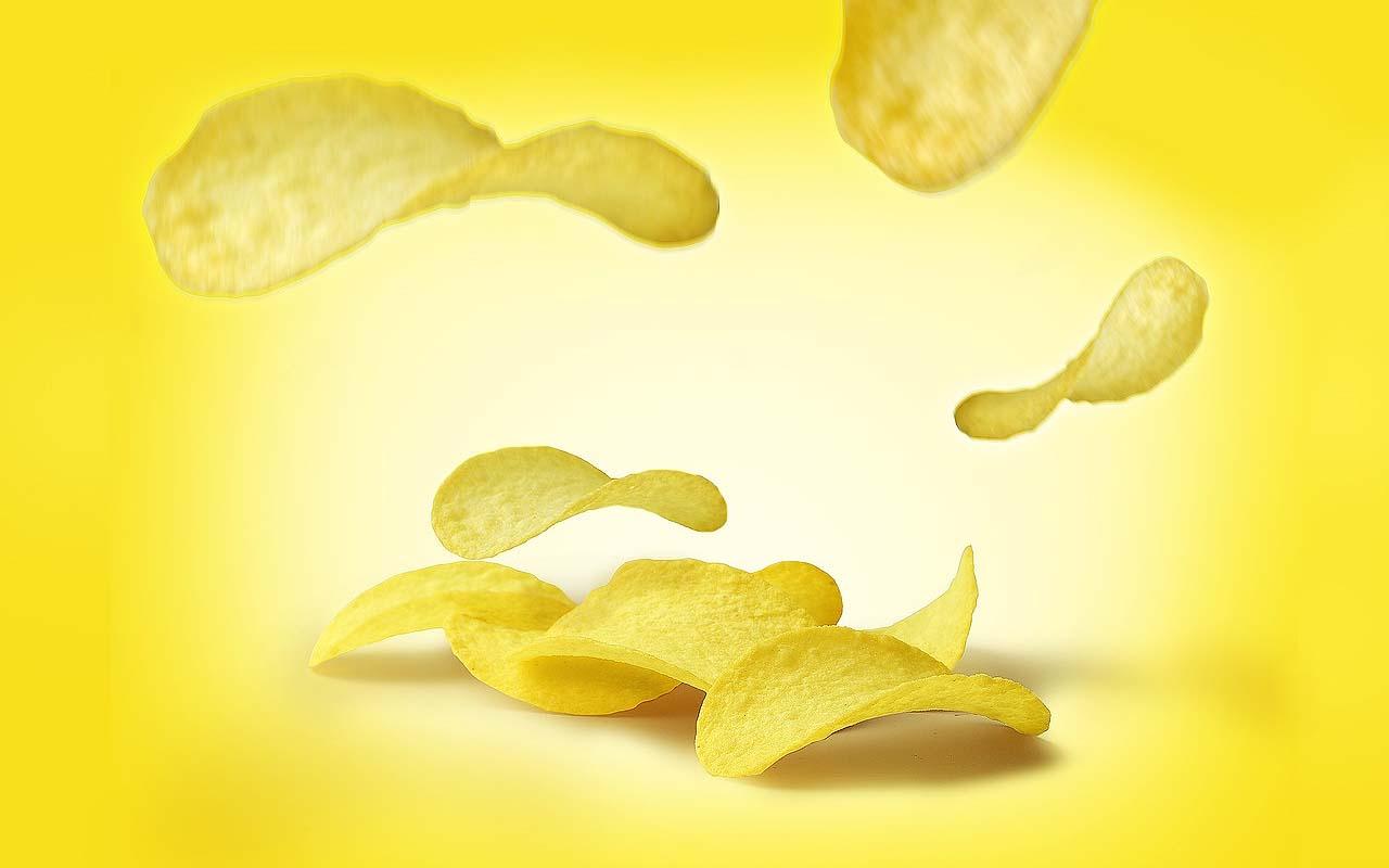 potato chips, food, snacks, life, mistake, accidental