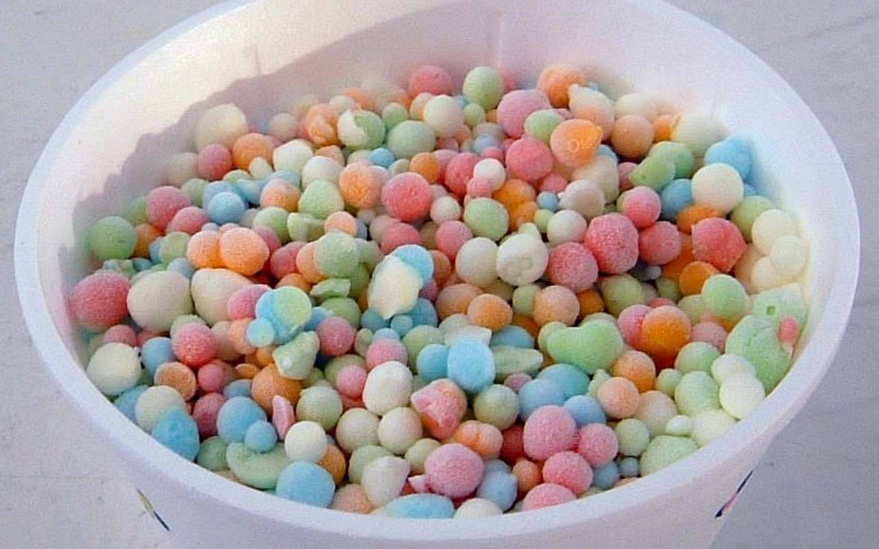 Dippin' Dots, ice cream, food, facts, life, people, accident