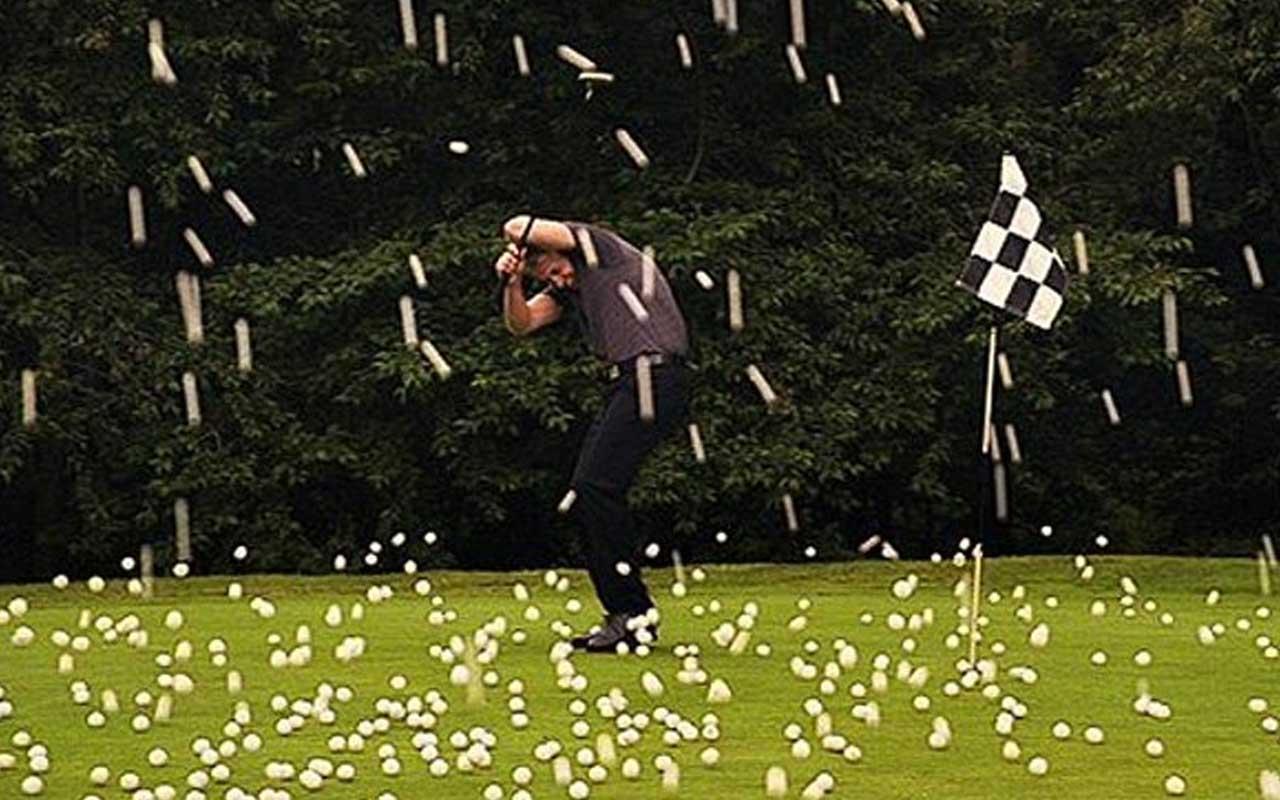 golf balls, Florida, facts, people, life, nature, tornado