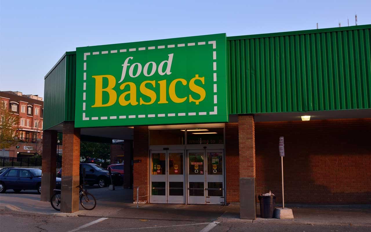 Food Basics, grocery, life, people, smile