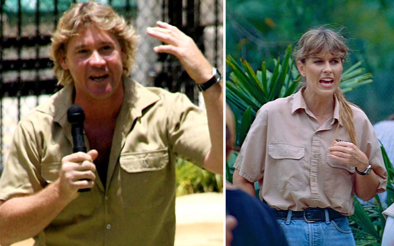 Steve Irwin, Terri Irwin, Bindi, facts, people, life, Australia