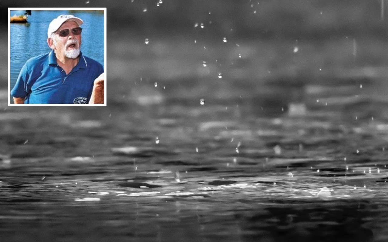 Oregon, rain, facts, man, life, unluckiest, Gary Harrington