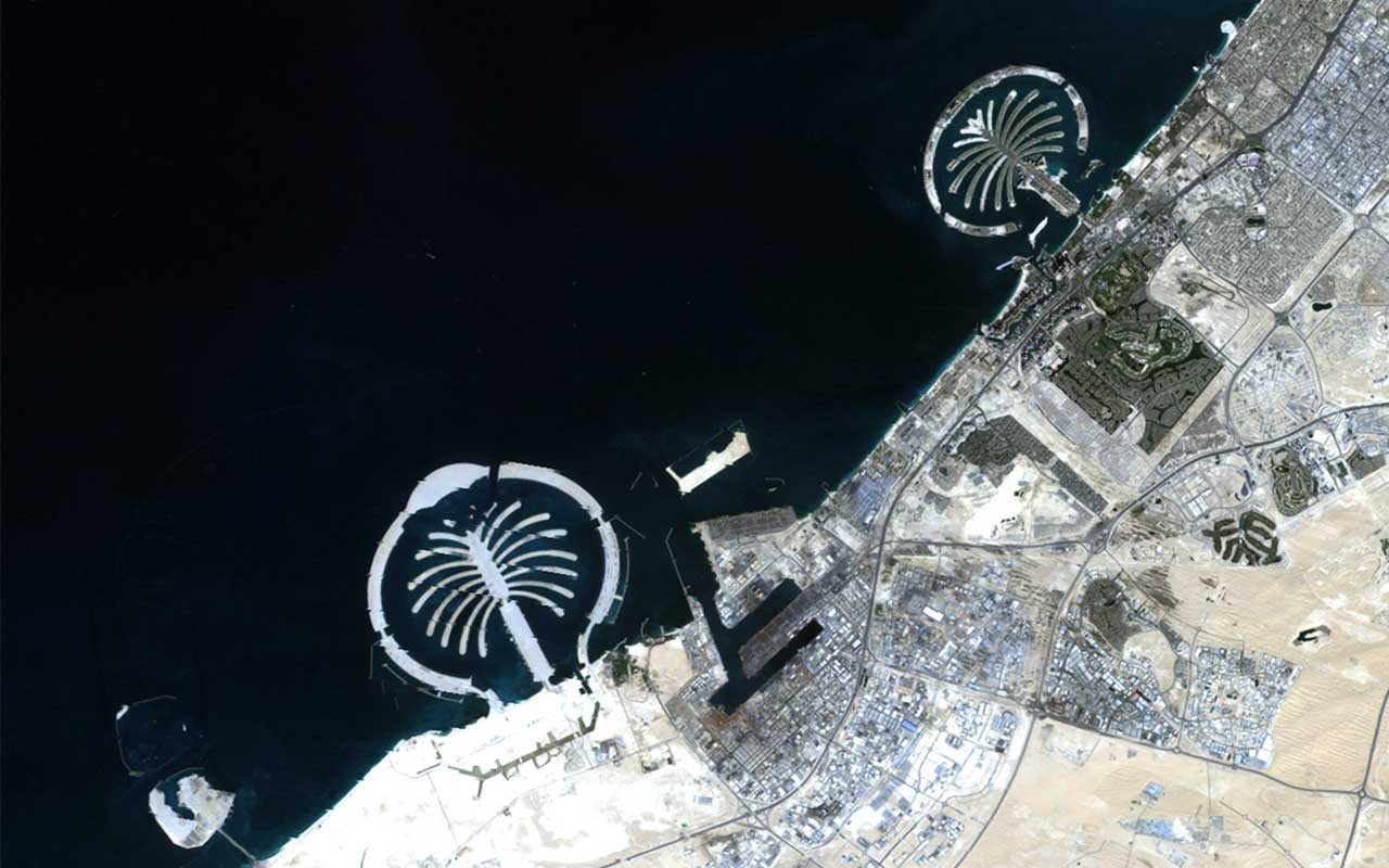 United Arab Emirates, facts, country, satellites, transforming