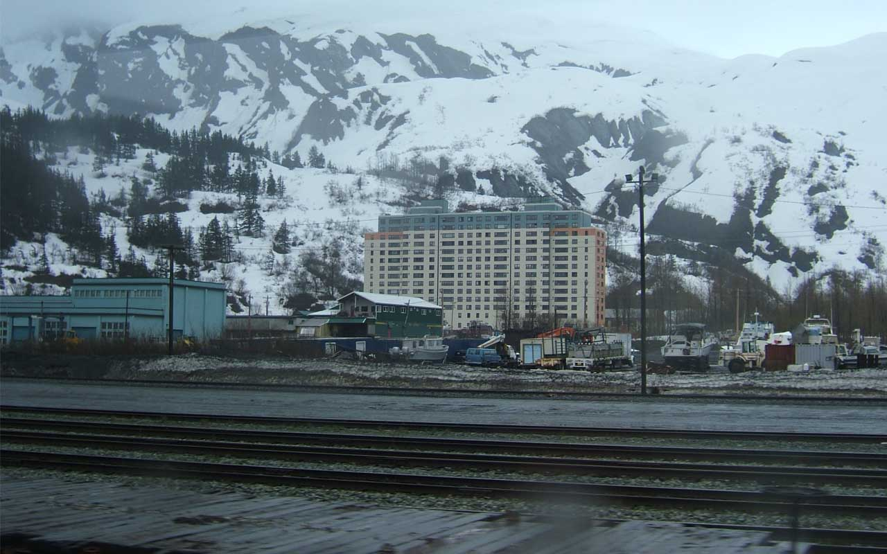 Whittier, Alaska, facts, people, life, health, friends, party