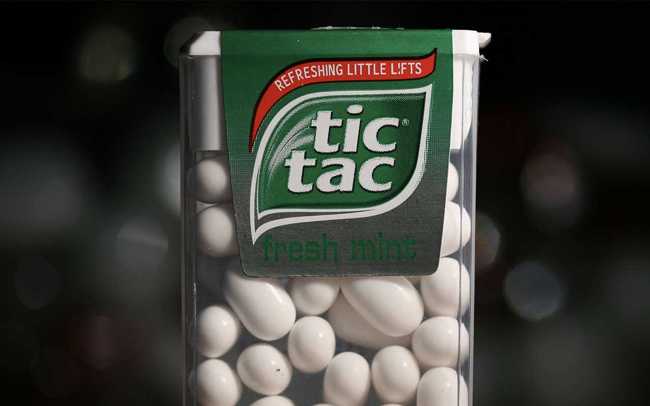 tic tac, candy, foods, facts, life, people, health, USDA, party, friends