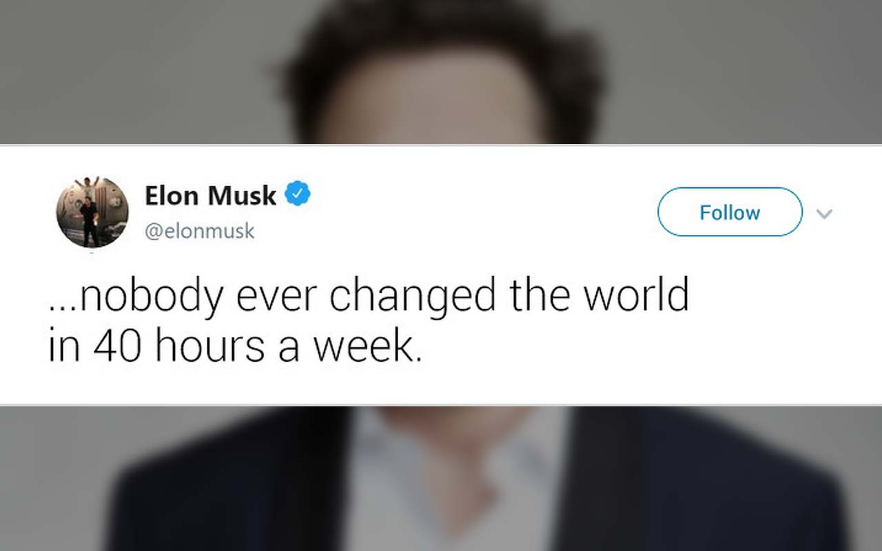 Elon Musk, office, work, facts, life, people, humanity