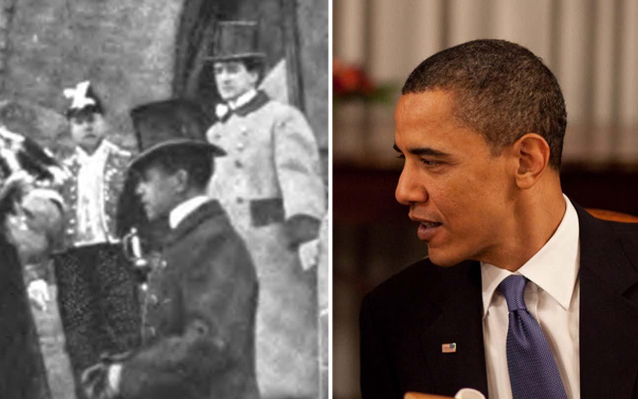Barack Obama, life, president, facts, USA, celebrities, time travel