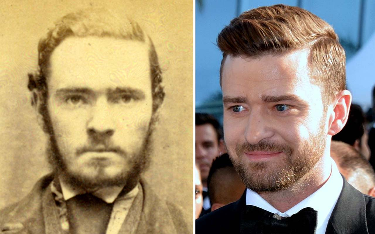 Charles Burns and Justin Timberlake, time travel, facts, celebrities, life, people