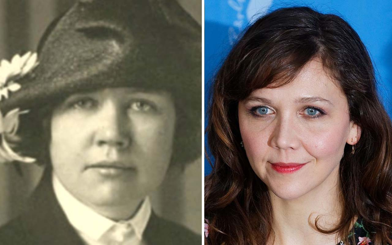 Rose Wilder Lane and Maggie Gyllenhaal, celebrities, time travel, facts, people, life, history
