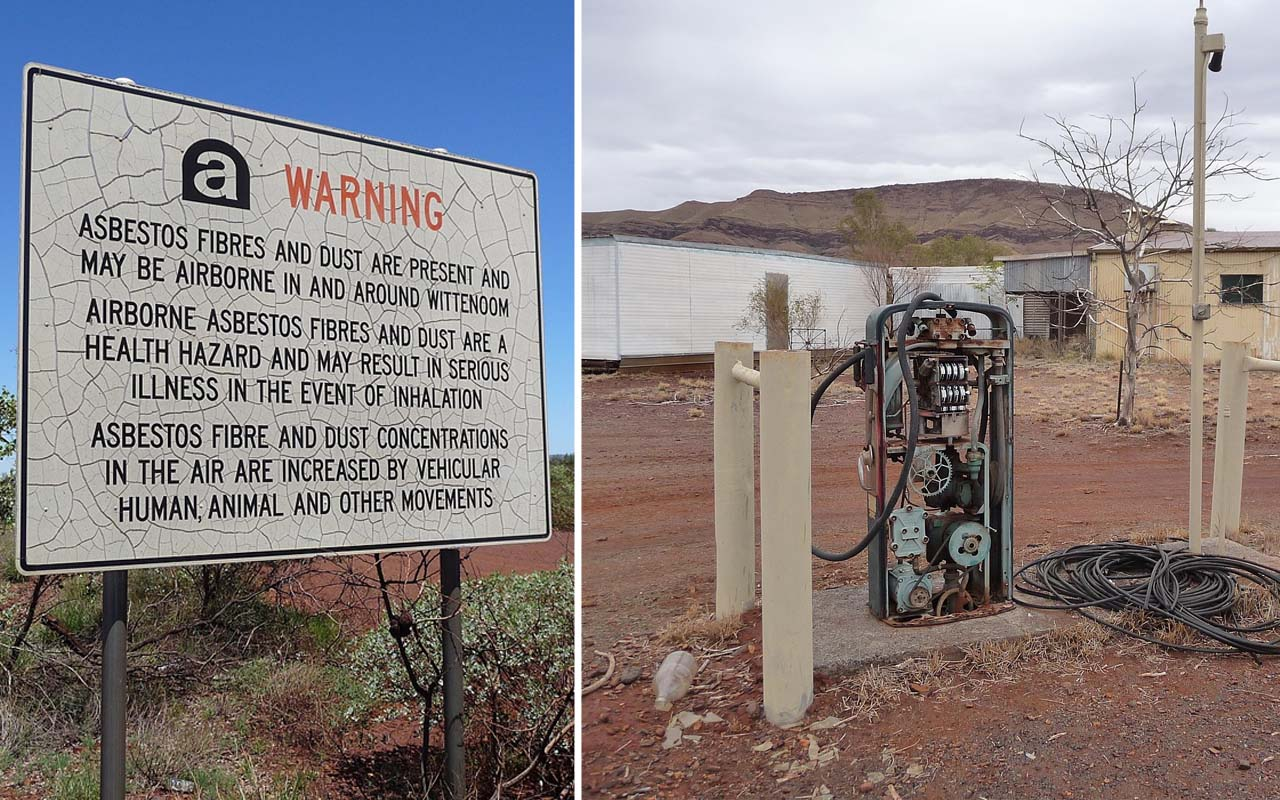Wittenoom, Australia, asbestos, cancer, facts, health, hazard, life, people