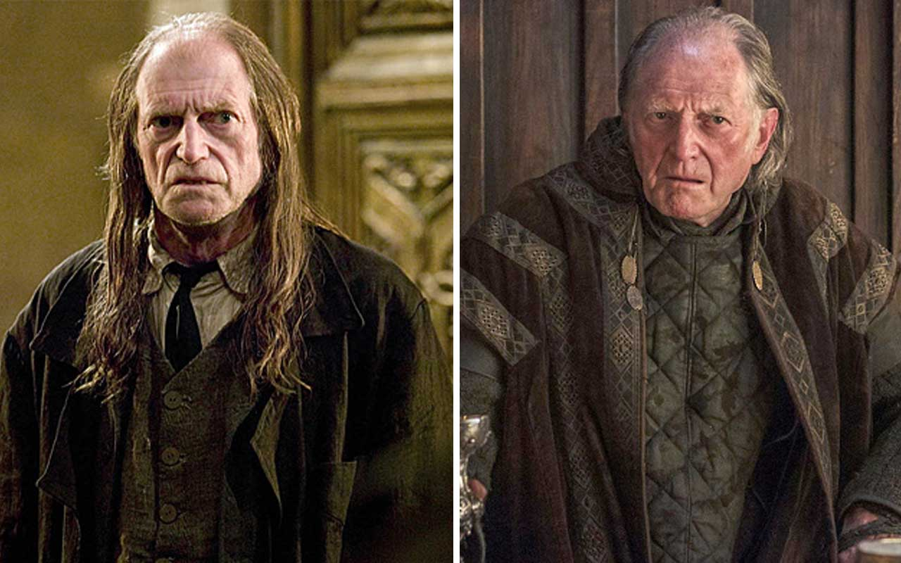Game of Thrones, Harry Potter, facts, actors, life, entertainment
