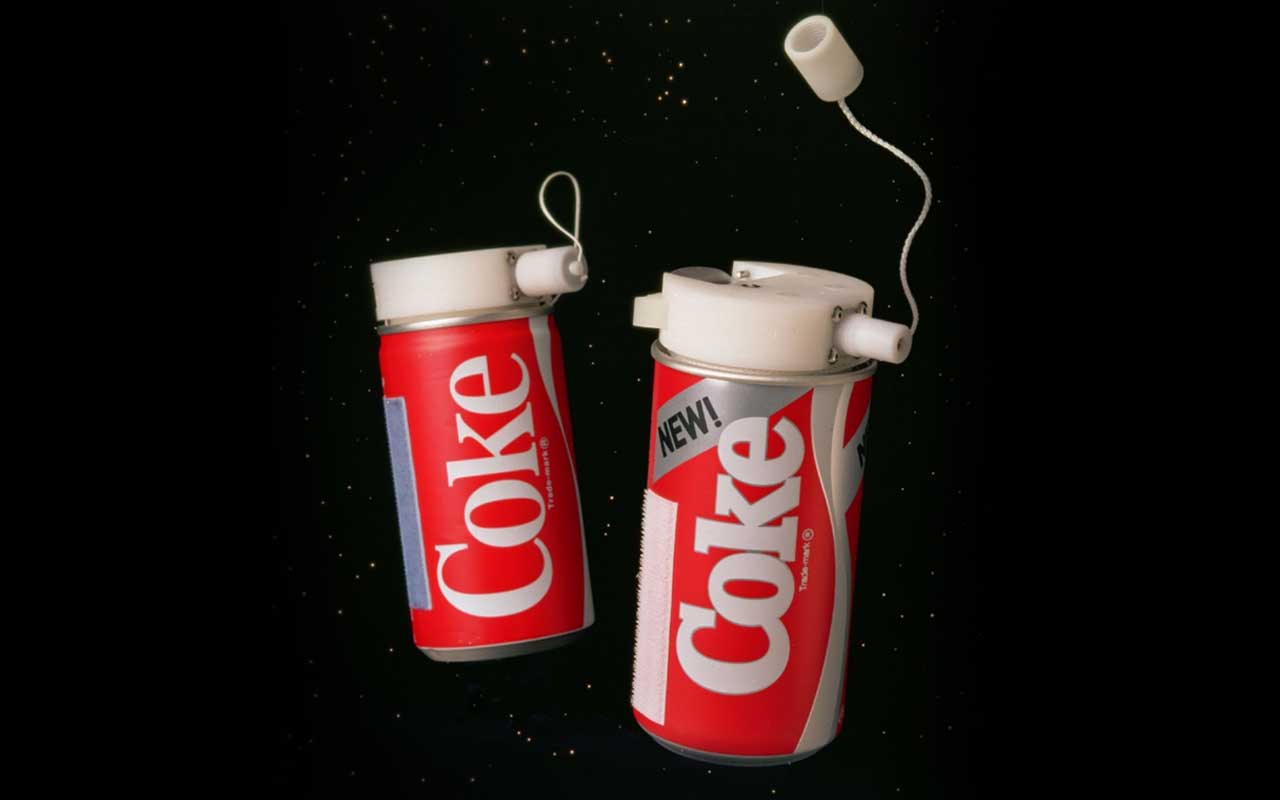 Coca-Cola, space, Shuttle, Challenger, facts, drink