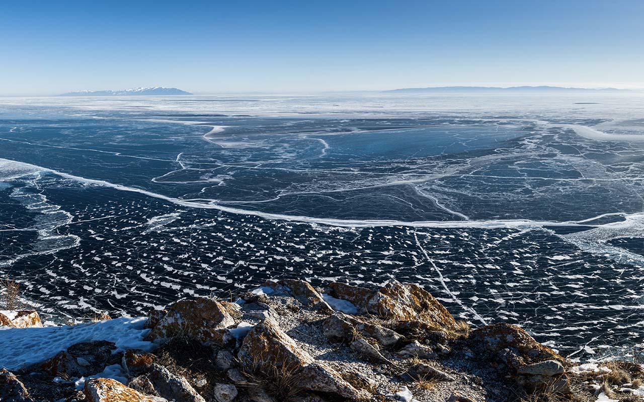 deepest hole, Earth, Lake Baikal, facts, Russia, Siberia, people, survival