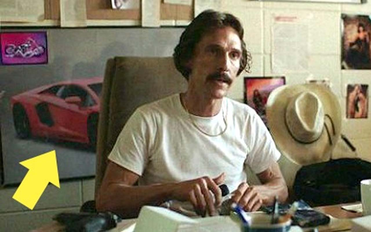 Dallas Buyers Club, movie, mistakes, facts, life, Hollywood