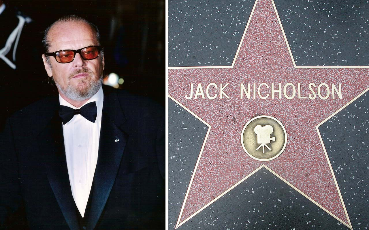 Jack Nicholson, facts, celebrities, people, entertainment, Hollywood, Vegas