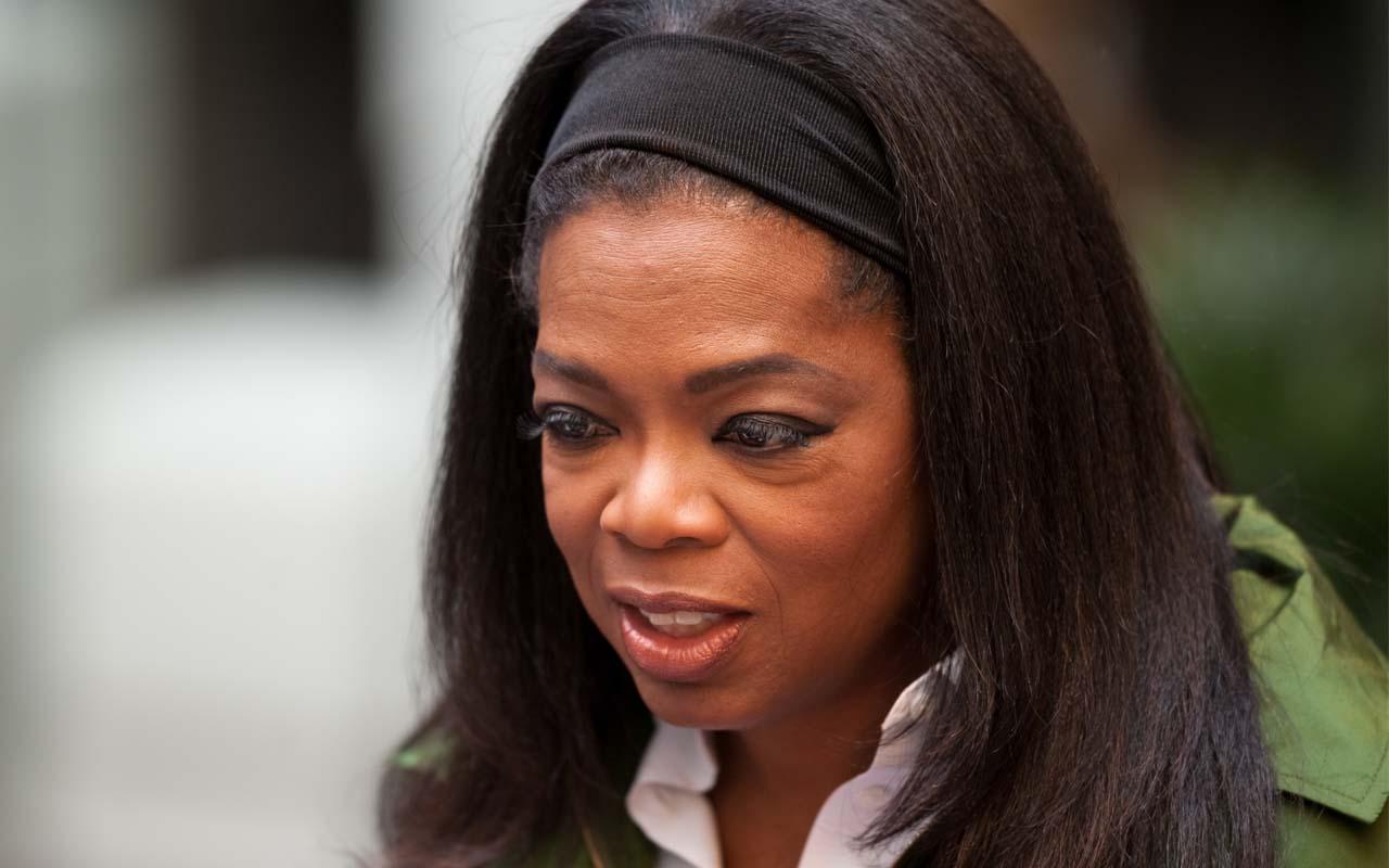 Oprah Winfrey, life, celebrities, facts, survived, weird, history