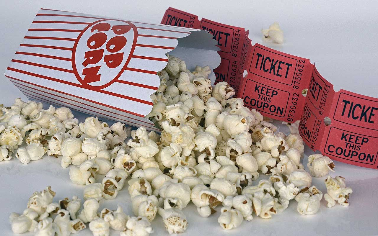 movie theater, popcorn, life, facts, people, weird, foods