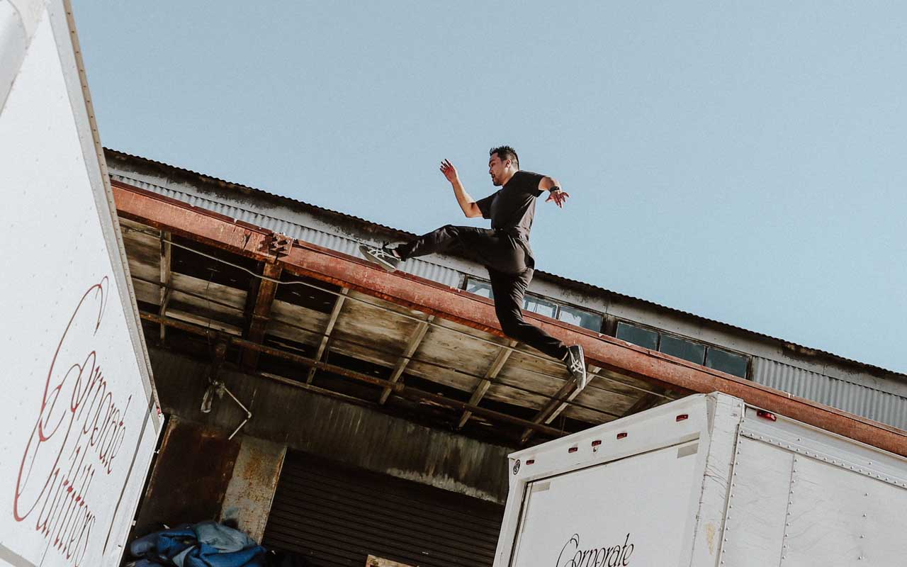 stunt tester, fear factor, facts, life, people, weird jobs