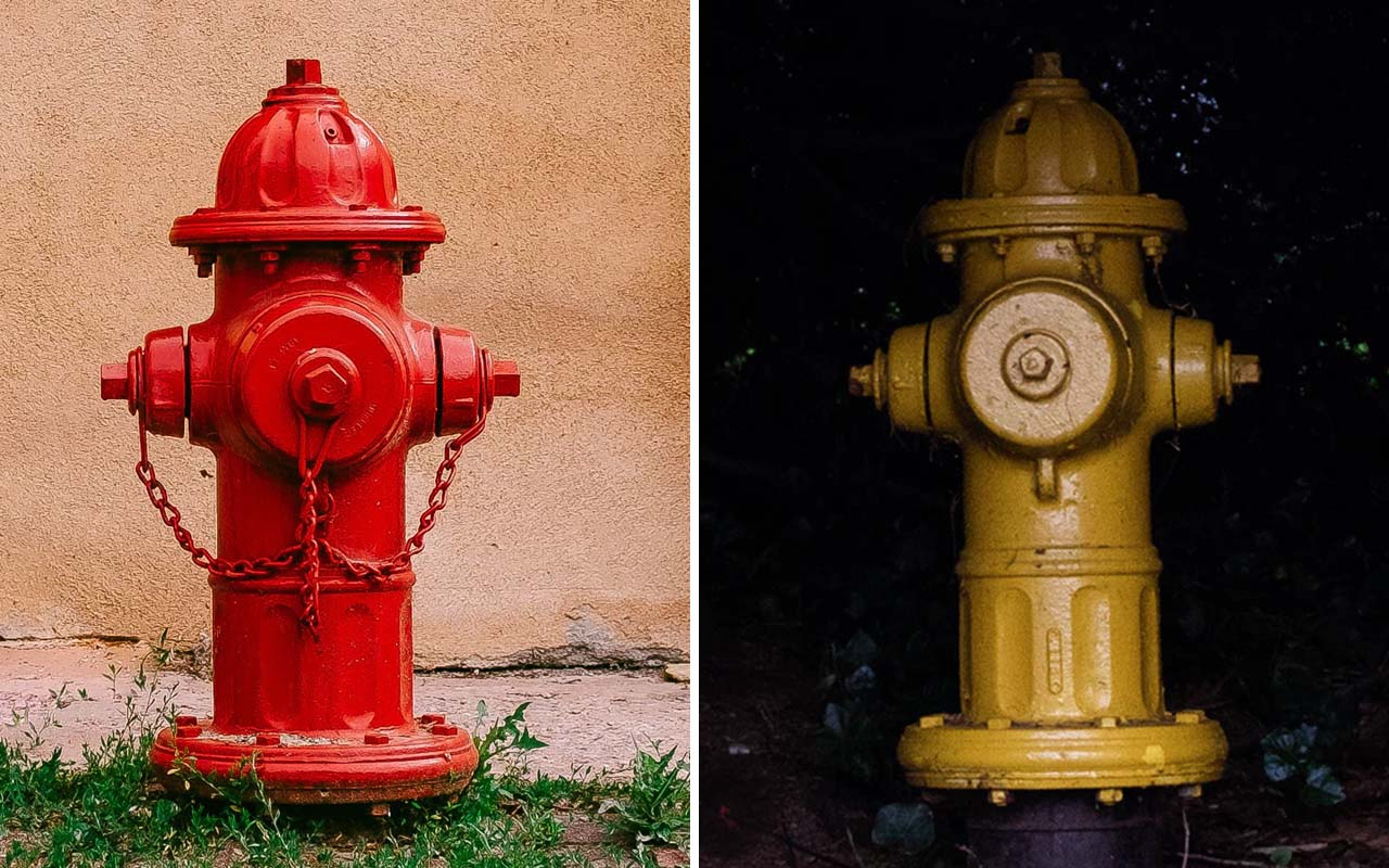 colors, fire hydrant, fire truck, fire fighters, rescue, water, science, facts